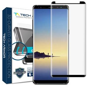 Tech Armor 3D Curved Ballistic Glass Screen Protector