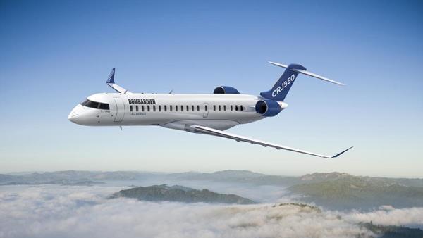 CRJ550 INTERIORS