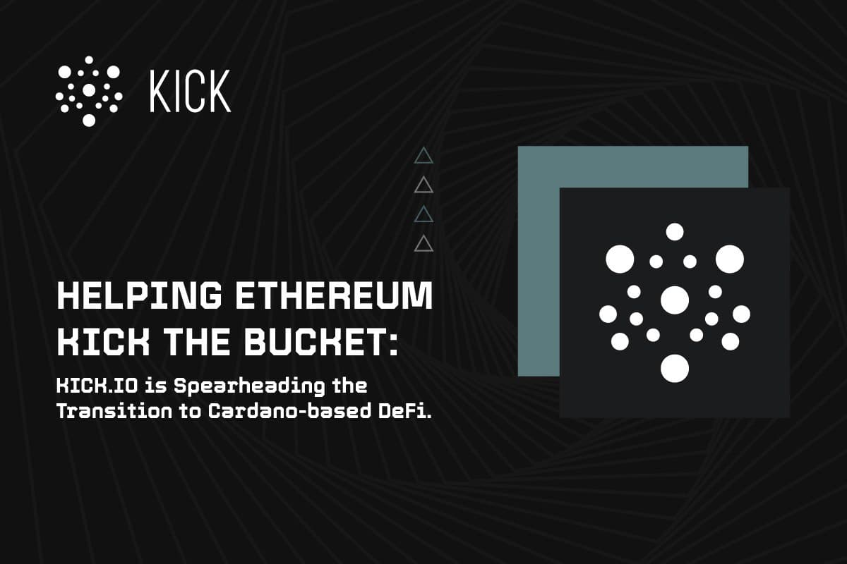 Cardano's New Lethal Weapon, Kick.io All Set to Dethrone Ethereum 1