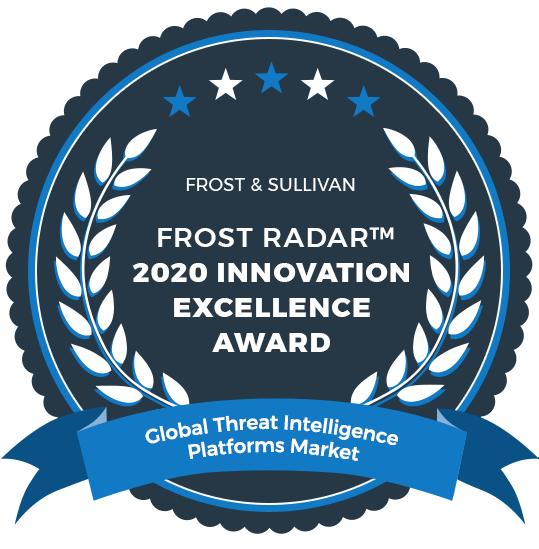 Anomali: Frost Radar Award