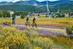 NEW MEXICO MOUNTAIN RESORT PLANS OUTDOOR FAMILY ADVENTURES