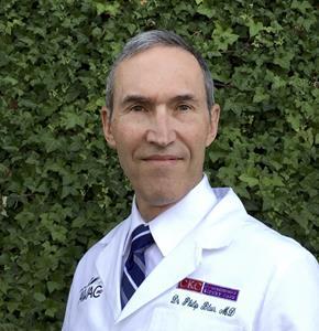 Colonel Philip Blair, MD