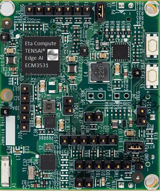 Eta Compute TENSAI® Chip
