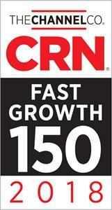 CRN 2018 Fast Growth 150