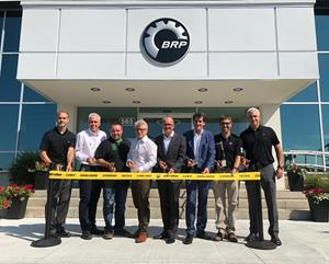 BRP Inaugurates a Modernized Manufacturing Facility in its home base of Valcourt