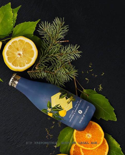 House of Terpenes Limonene & Sparkling Tonic