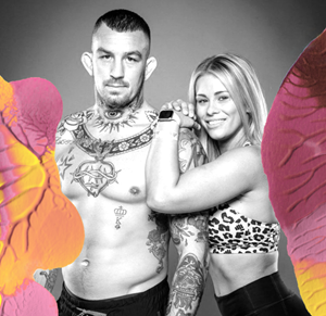 Pro MMA Fighters Austin Vanderford and Paige VanZant Named Bespoke CBD Brand Ambassadors