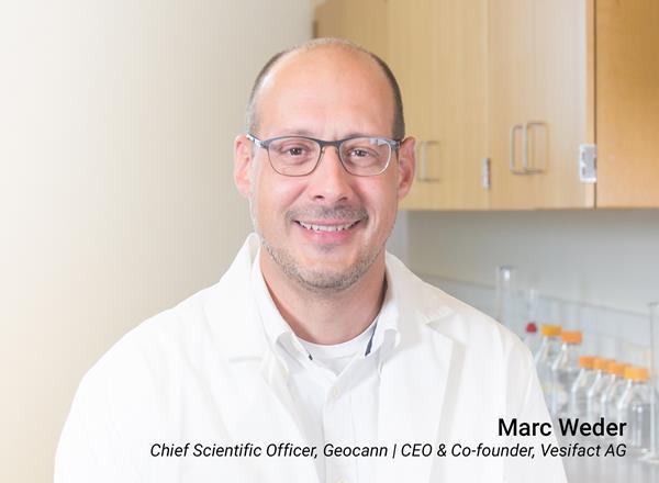 Marc Weder - Chief Scientific Officer