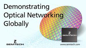 Semtech Attending CIOE and ECOC
