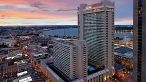 New Orleans Marriott Celebrates City's 300th Birthday