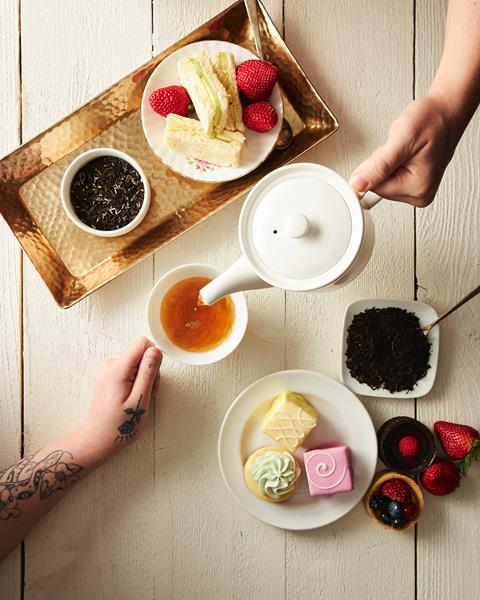 The Tea Spot - Canadian Shipping - 2021 Photo