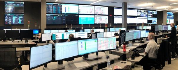 Kettering Health Network Operations Command Center, Dayton, OH