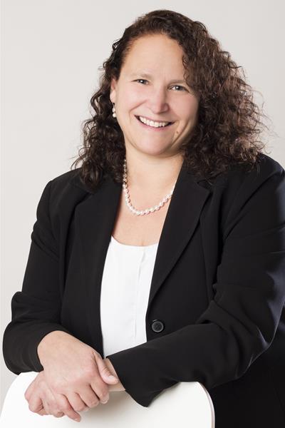 Carla Swansburg, Managing Director of Canada and Latin America