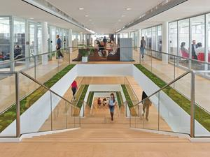 Steelcase's Munich Learning + Innovation Center
