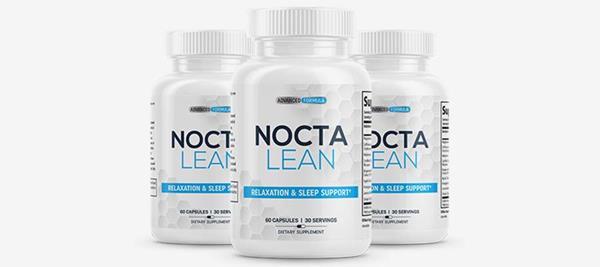 NoctaLean Ingredients