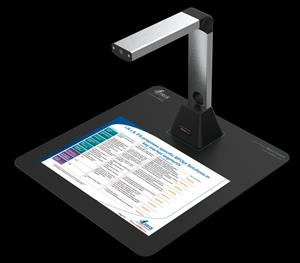 Iris Launches His Newest Innovative Document Camera Scanner The Iriscan Desk 5