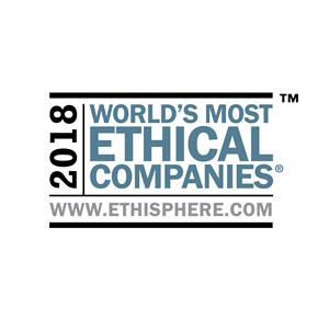 2018 World's Most Ethical Companies®