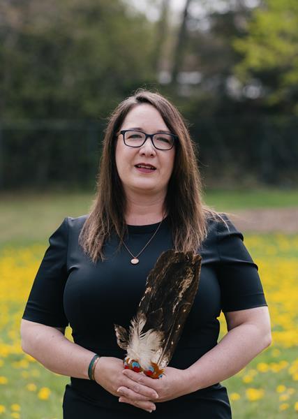 Cora McGuire-Cyrette, Executive Director, ONWA