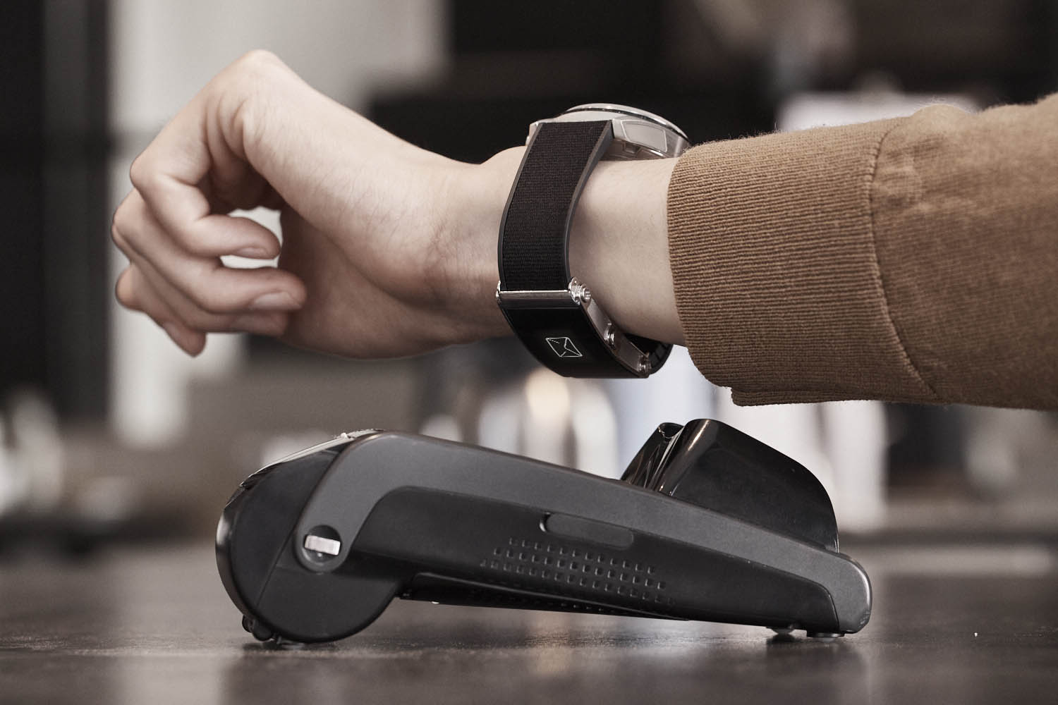 New NXP mWallet 2GO partnership with Mastercard and Visa enables Montblanc's TWIN smart strip