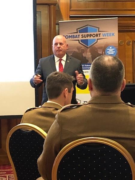 Acrow Bridge Presentation at Combat Support Week 2020