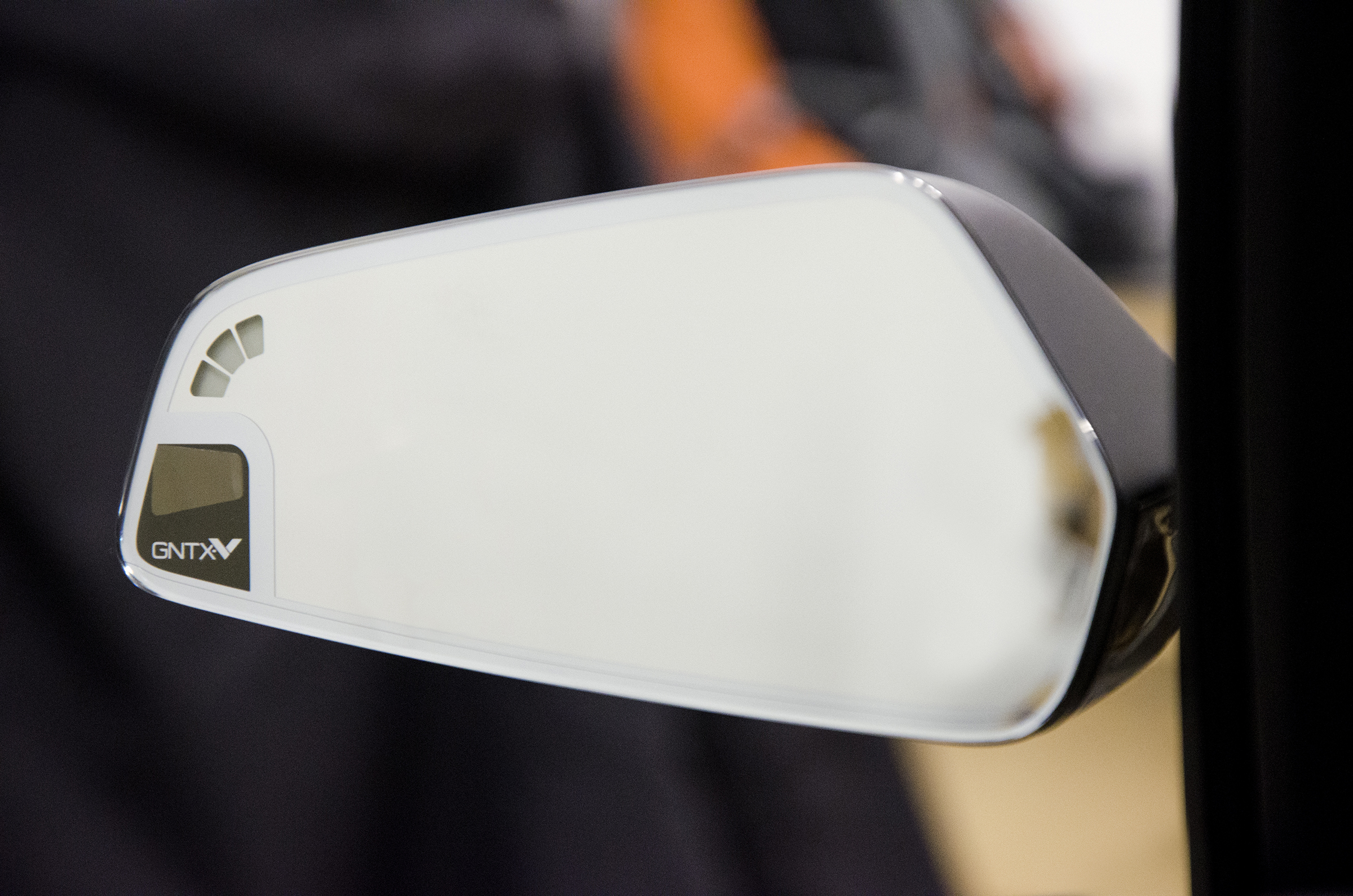 Gentex Camera-Integrated Exterior Mirror