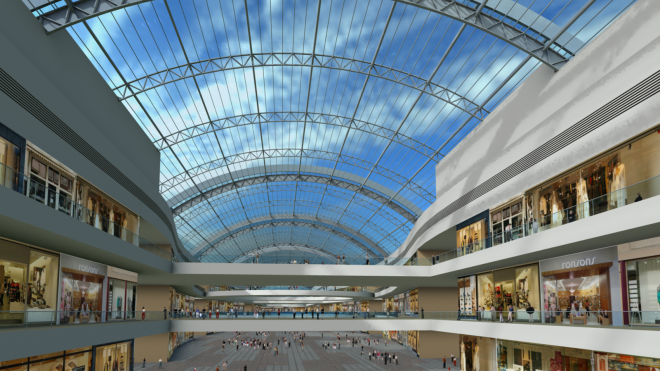 New Mall coming to Deira, Dubai, UAE