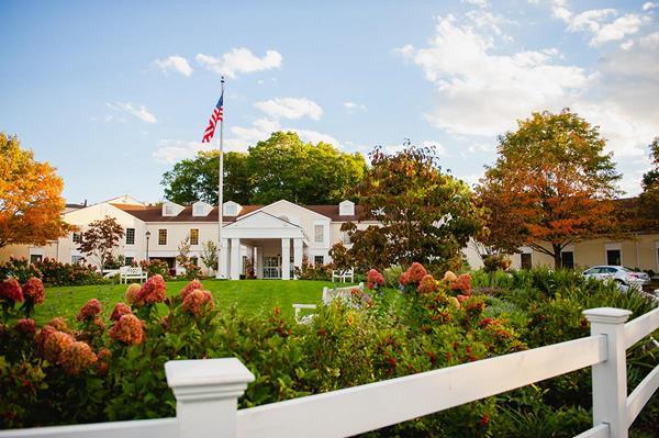 Essex Meadows retirement community Essex, Connecticut
