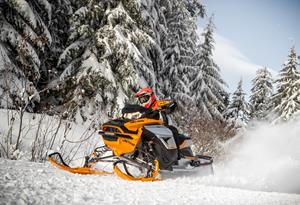 ski doo innovation leads to more fun on the snow with a new turbocharged engine more rev gen4. Black Bedroom Furniture Sets. Home Design Ideas