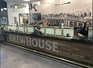 O Bee opens Point Ruston brew pub style branch