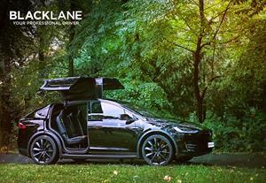 Blacklane Green Class