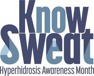 November is Hyperhidrosis Awareness Month. Learn more from the International Hyperhidrosis Society at www.SweatHelp.org.