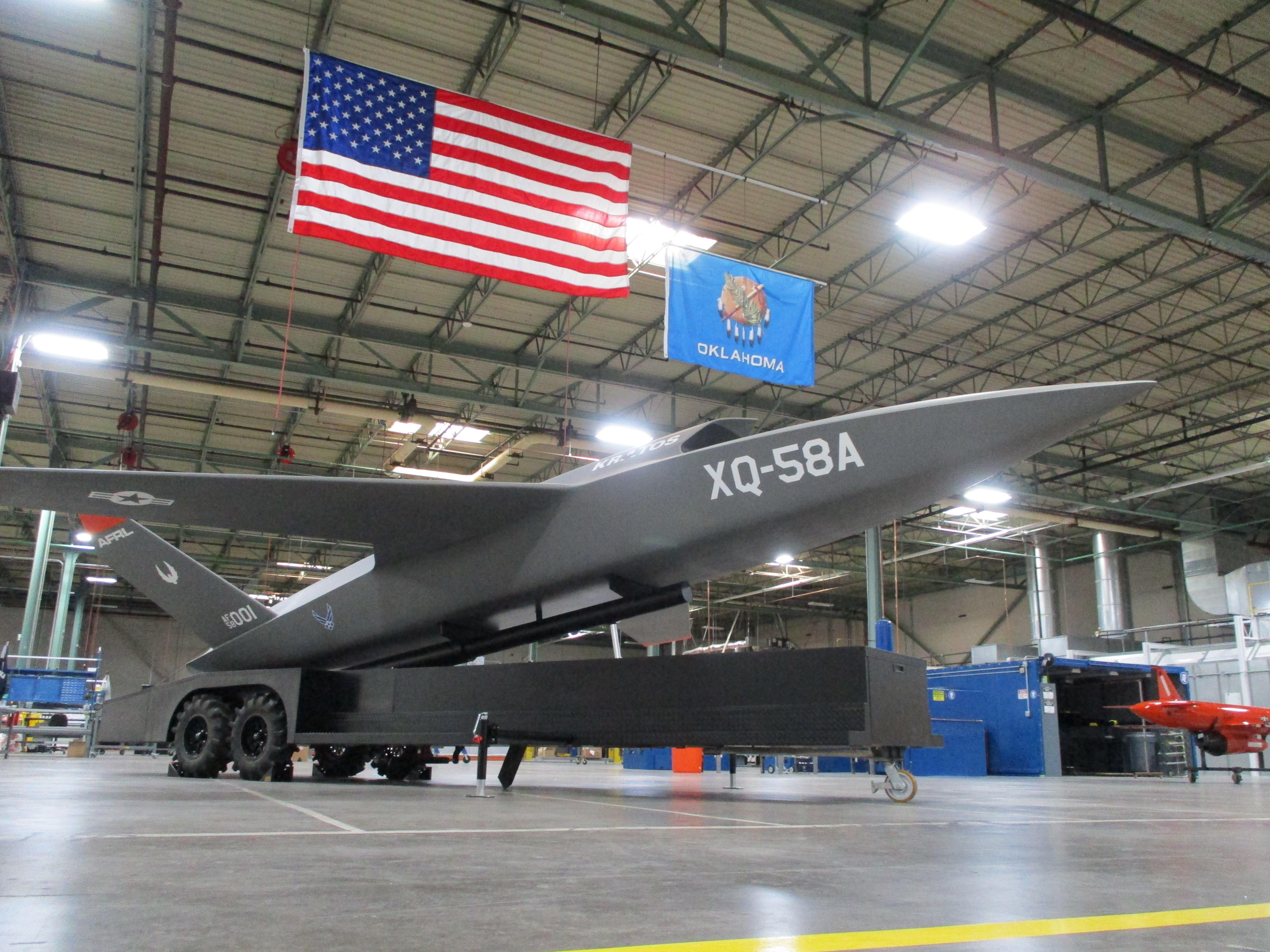 Valkyrie XQ-58A