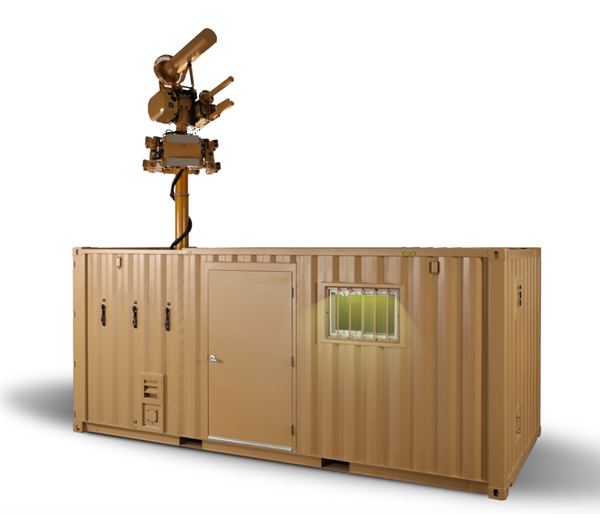 C-AUDS (Containerized Anti-UAS Defense System) will be displayed at AUSA Global Force Expo March 17-19, 2020, Huntsville, AL