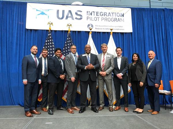 PrecisionHawk partners with North Carolina Department of Transportation in UAS IPP Project