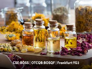 Yield Growth Announces New Line of Essential Oil Perfumes