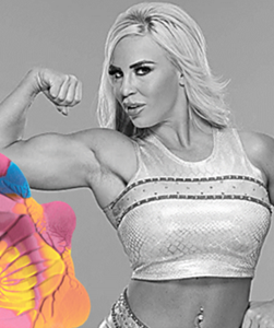 WWE Raw Star Dana Brooke Named Bespoke CBD Brand Ambassador