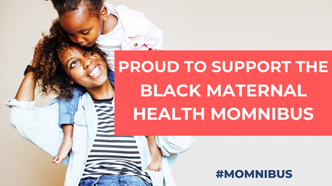 The Asthma and Allergy Foundation of America (AAFA) is proud to endorse the Black Maternal Health Momnibus Act of 2021.
