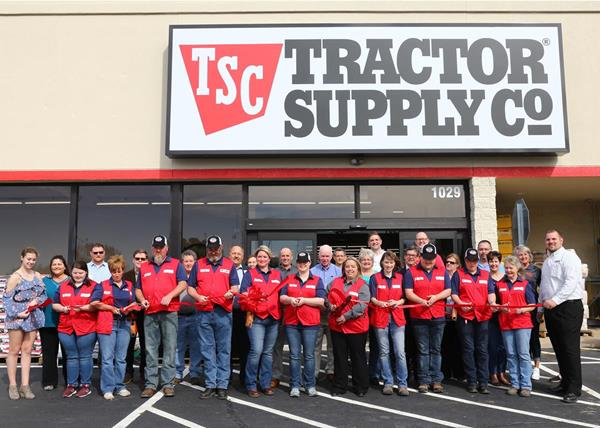 Tractor Supply Company Announces 1,700th Store Opening