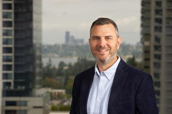 Eric Lonergan joins global commercial real estate advisory services firm Savills as executive managing director and co-market leader in the Seattle office.