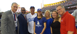 Dodgers Designated Driver for the Season wins Responsibility Has Its Rewards Sweepstakes