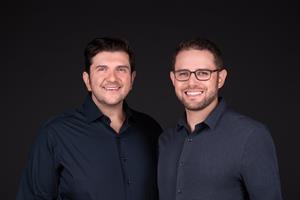 Kosta Ligris and Josh Feinblum, Cofounders of Stavvy