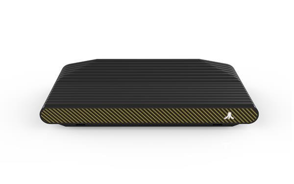 Walmart Exclusive - Atari VCS 800 Carbon Gold