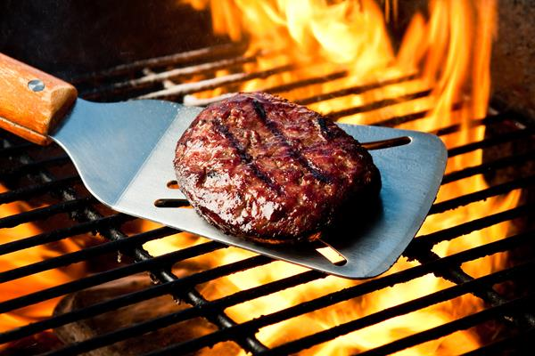 One important lesson for first-time grillers is to remember that color is never a reliable indicator of safety and doneness. Use a food thermometer to ensure safe internal temperatures.