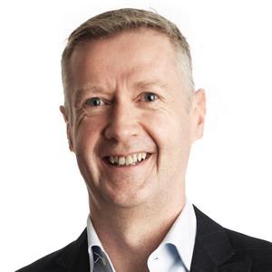 Corvil CEO, Donal Byrne