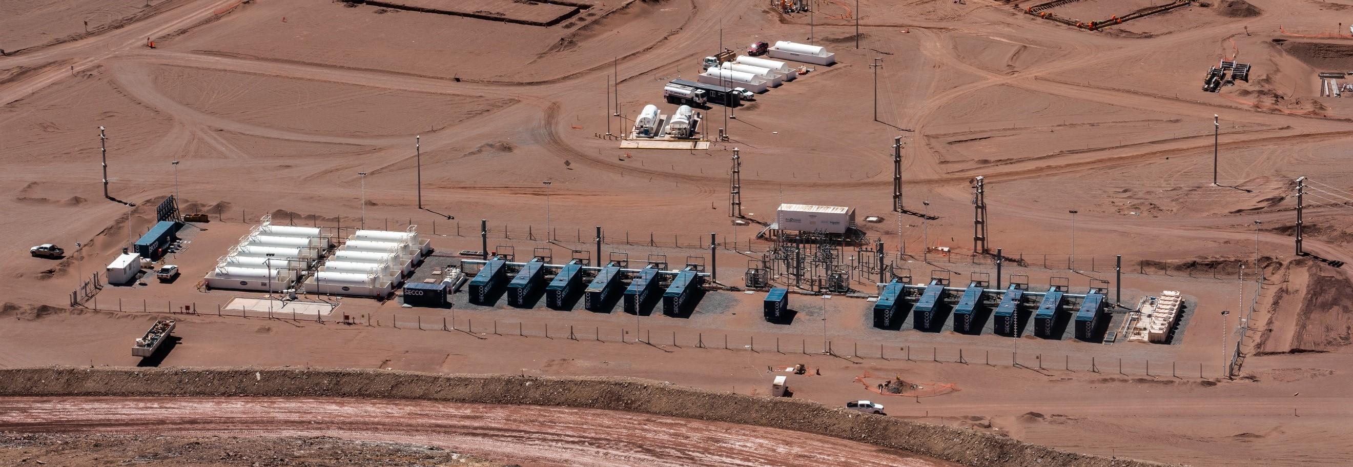 8 megawatt power plant