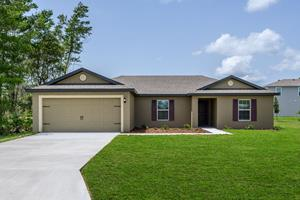 An array of single-family homes with already-included designer details are now available for sale in the highly-desirable city of Palm Bay.