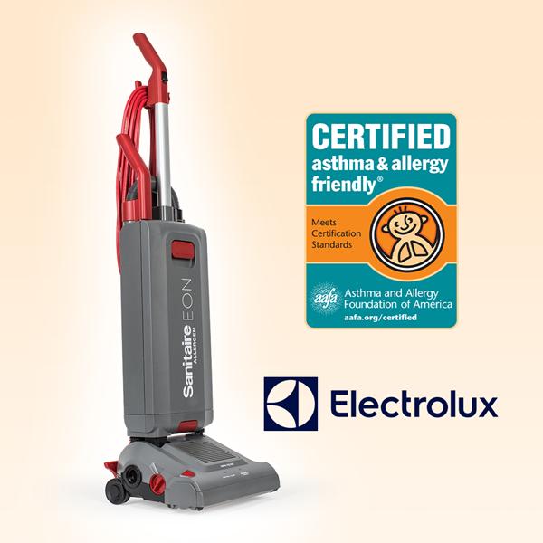 Sanitaire® EON™ ALLERGEN Upright Vacuum cleaner Image