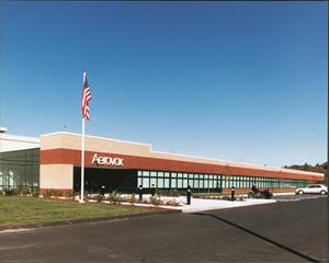 MariMed Aerovox building exterior