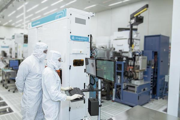 Applied Materials Engineers Conducting R&D
