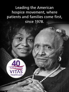 vitas healthcare celebrates 40 years of hospice care nasdaq com